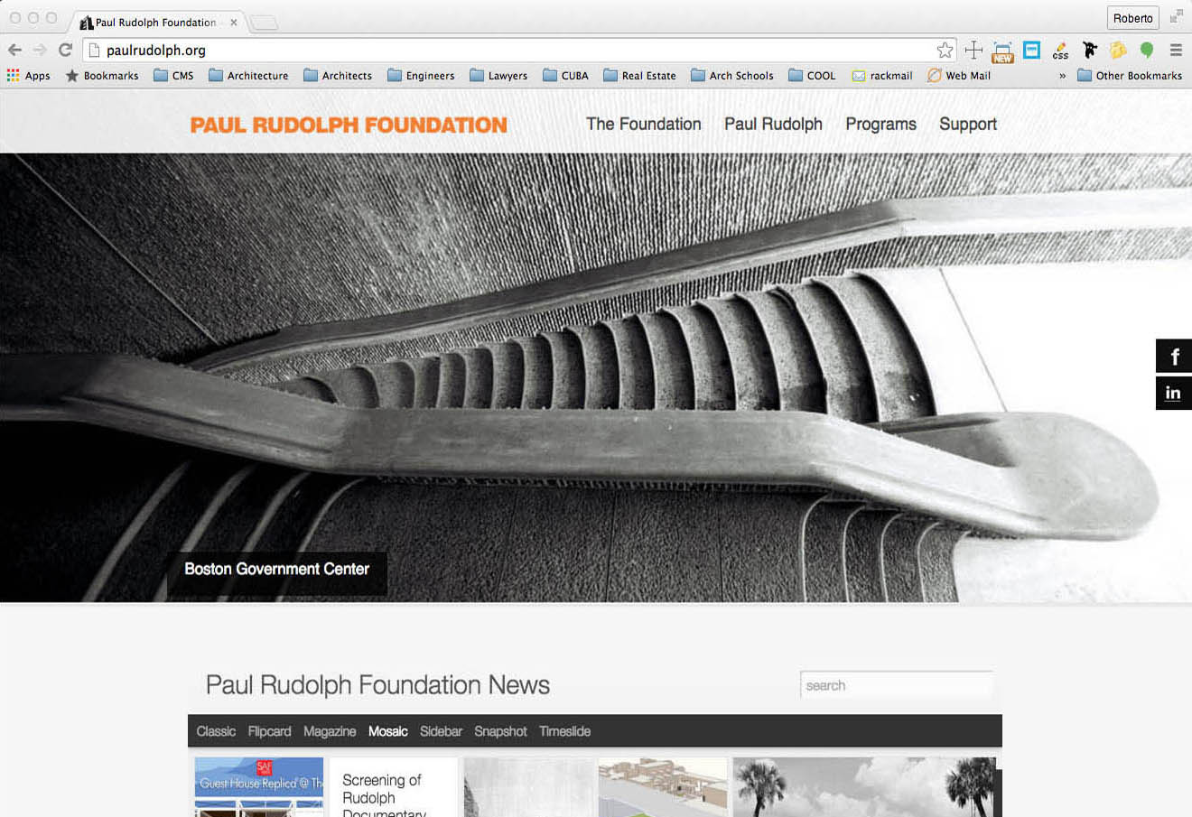 Paul Rudolph Foundation