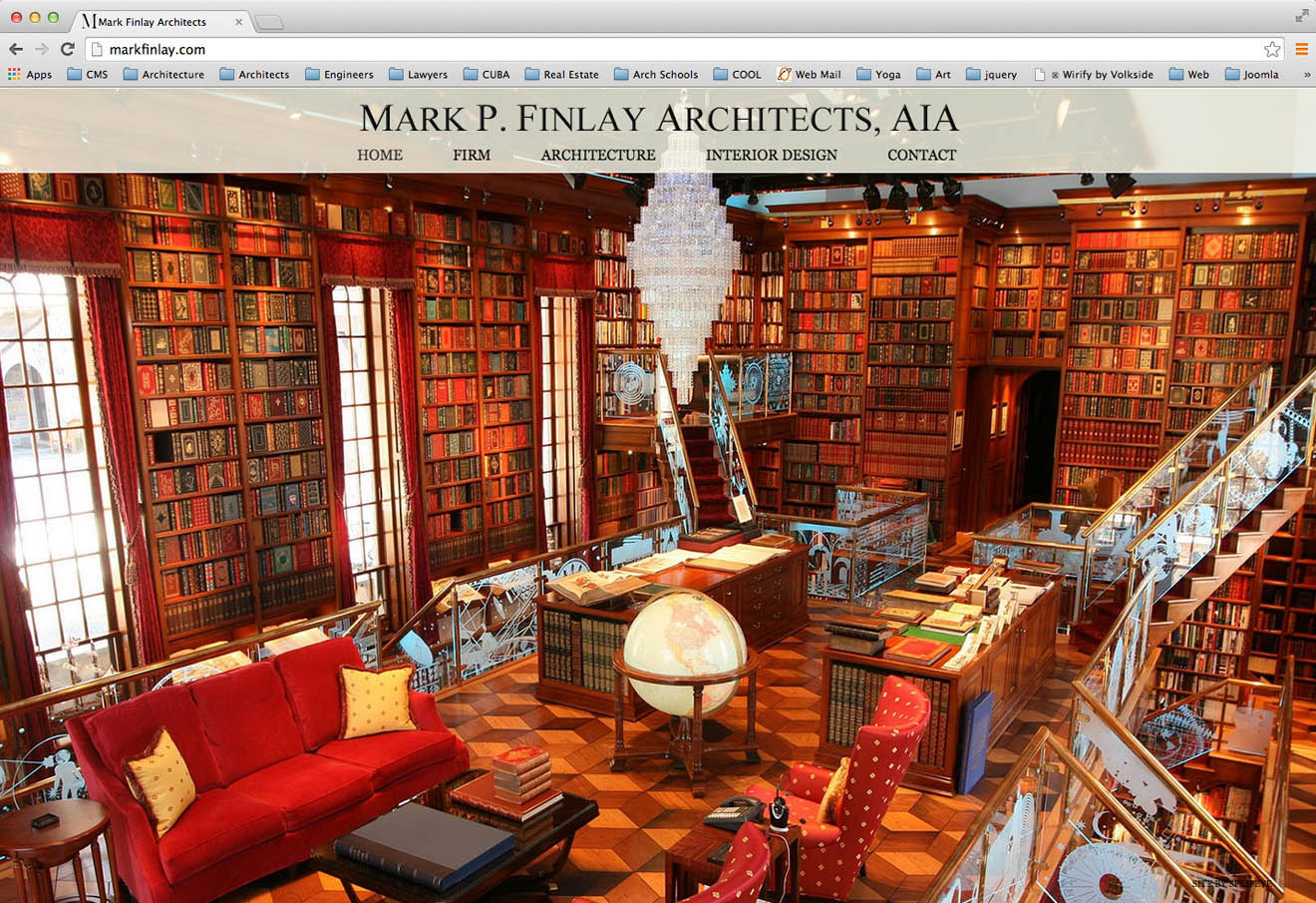 Mark P. Finlay Architects