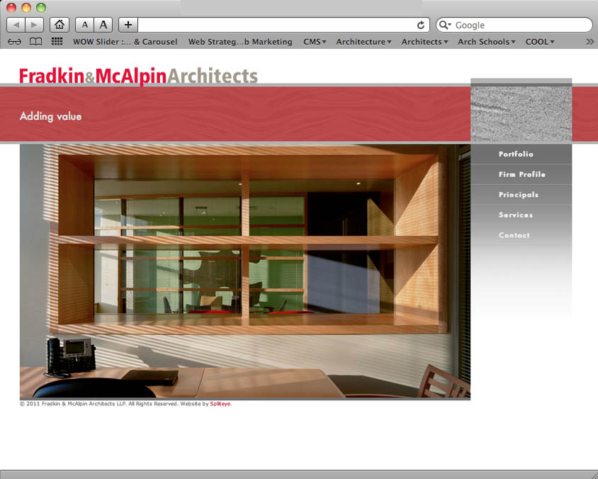 Fradkin-McAlpin-Architects